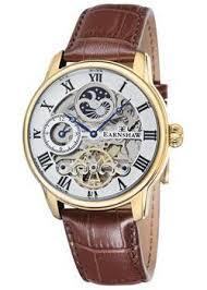 <b>Часы Earnshaw ES</b>-<b>8006</b>-02 - купить мужские наручные <b>часы</b> в ...
