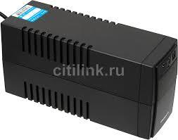 Купить <b>ИБП IPPON Back Basic</b> 650 в интернет-магазине ...