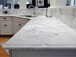 calacatta marble kitchen waterfall: cost of marble countertops cost of marble countertops cost of marble countertops