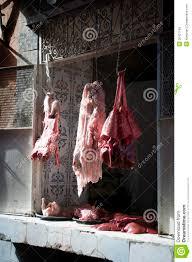 Resultado de imagen de carniceria en marruecos