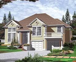 Split Level House Plans   e ARCHITECTURAL designPlan W AM  Split Level Garage Under Plan