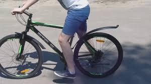 <b>Stels Navigator 620</b> MD (2018) обзор <b>велосипеда</b>