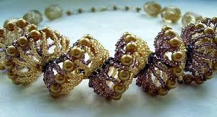 Schema: spiral <b>necklace</b>. Translate.~ <b>Seed Bead</b> Tutorials | Схемы ...
