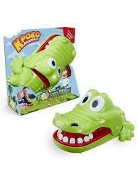 <b>Игра настольная</b> Крокодильчик Дантист <b>HASBRO GAMING</b> E4898 ...