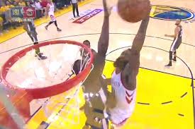 Twitter reacts to James Harden dunking on Draymond Green | Larry ...