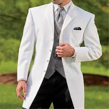 TPSAADE <b>Wholesale New</b> Series of Cowboy Suit White Groom ...
