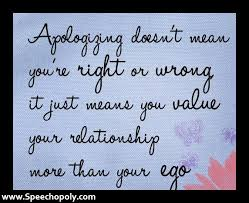 apology quotes | Quotes