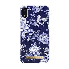 "<b>Клип</b>-<b>кейс</b> для <b>iPhone</b> XR ""Sailor Blue Bloom"" <b>iDeal</b> – купить по ..."