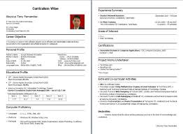 resume format in word for freshers resume builder resume format in word for freshers best resume formats and examples job interview career cv for