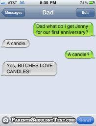 Dads Shouldn't Use Memes - Parents Shouldn't Text via Relatably.com