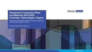 <b>Transparent</b> Conductive Films and Materials 2019-2029: Forecasts ...