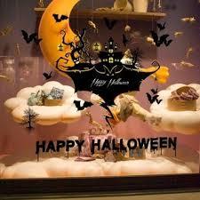 Shop Happy Festival <b>Halloween Decoration Cartoon</b> Wall Sticker for ...