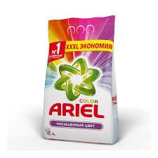 <b>Стиральный порошок Ariel</b> автомат <b>Color</b>, 6 кг по цене 301 грн ...
