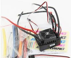 <b>Hobbywing</b> Speed Controller <b>EZRUN Waterproof WP SC8</b> 120A ...