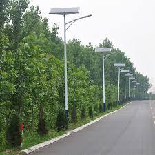 <b>5M 6M Light</b> Pole 30W <b>LED Solar</b> Street <b>Light</b> | Hwawin