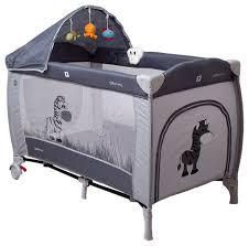 Купить <b>Манеж</b>-<b>кровать Coto Baby</b> Samba Lux серый по низкой ...