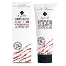Alaffia <b>Neem Turmeric</b> Night Cream - 3 Fl Oz : Target
