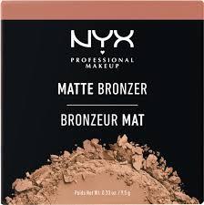 <b>NYX Professional Makeup</b> Matte <b>Bronzer</b> - Бронзирующая пудра ...