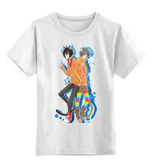 Детская футболка <b>классическая</b> унисекс <b>Nyan</b> Cat & Tac Nayn T ...