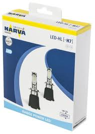 <b>Лампа</b> автомобильная светодиодная <b>Narva Range</b> Power H7 ...