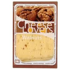 «<b>Сыр Cheese Lovers</b> с орехами (нарезка) 50%, 150г ...