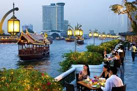 Image result for bangkok waitress painting