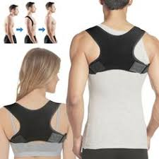 [9.19] <b>Adjustable Back Support</b> Belt Back <b>Posture</b> Corrector ...