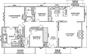 Georgetown by Wardcraft Homes Ranch FloorplanWardcraft Homes Georgetown Ranch Description The Georgetown Ranch design is a large bungalow at   square feet  In this home  the master bedroom is a