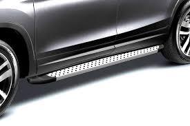 Купить <b>комплект алюминиевых порогов</b> Arbori Standart Silver ...