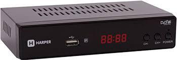 <b>Цифровой телевизионный ресивер Harper</b> HDT2-5010 купить в ...