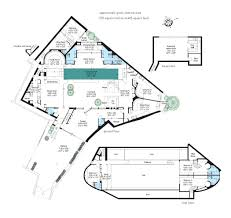 Home Floor Plans With Indoor Pools Plans House Plans Indoor Pool    plans