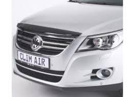 "<b>Дефлектор</b> ""<b>ClimAir"" для капота</b> Volkswagen Tiguan 2008-2016 ..."