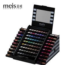 2017 New <b>MEIS Brand Makeup</b> Set 130 Colors Professional ...