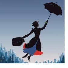 <b>Зонтик</b> Мэри <b>Поппинс</b>