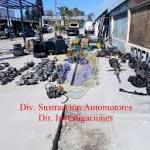Guaymallén: Secuestraron autopartes robadas en la Feria del usado