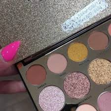 "<b>Precious Stones</b> Palette ""Rose Quartz"" is... - <b>Revolution Makeup</b> ..."