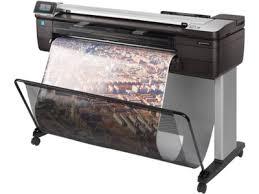 <b>HP DesignJet T830 36-in</b> Multifunction Printer