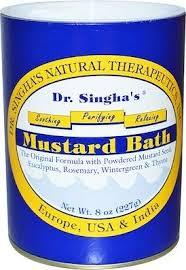 <b>Горчичная ванна</b>, <b>227 г</b> - купить со скидкой - Заказ лекарств ...