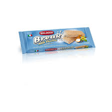 Характеристики модели <b>Вафли Balocco</b> Break <b>Milk</b> Vanilla с ...