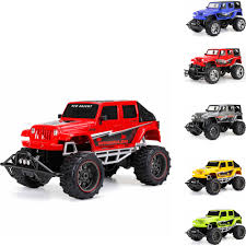 Jeep Rock Crawler New Bright Jeep Rock Crawler 1 10th Scale This Chemical Sea