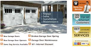 Image result for 24 garage door repair services