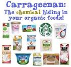 Images & Illustrations of carrageenan