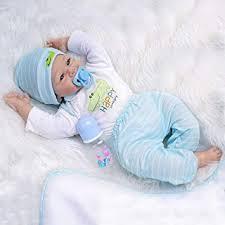 Yesteria Real Life Reborn Baby Dolls Boy 22 Inches ... - Amazon.com