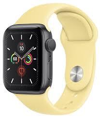 <b>Умные часы Apple</b> Watch Series 5 GPS 44мм Aluminum Case with ...
