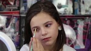 disney 39 s frozen elsa makeup tutorial kittiesmama