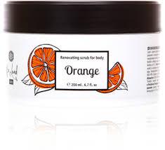 Обновляющий <b>скраб</b> для тела Orange (Апельсин) Be Loved ...