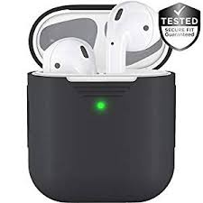 PodSkinz AirPods 2 & 1 Case [Front LED Visible ... - Amazon.com