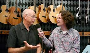 <b>Bob Taylor</b> interview - President and co-founder of Taylor <b>Guitars</b>