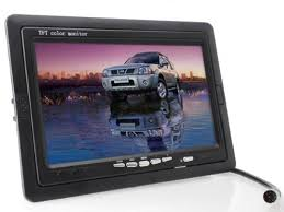 7 inch TFT LCD Digital Car Rear View Monitor with ... - Amazon.com