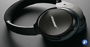 Обзор <b>наушников Bose QC</b> 25 с активным шумоподавлением ...